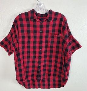 Madewell | Courier Shirt L